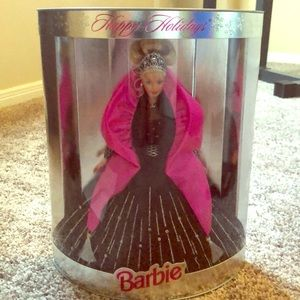 COPY - 1998 Holiday Barbie